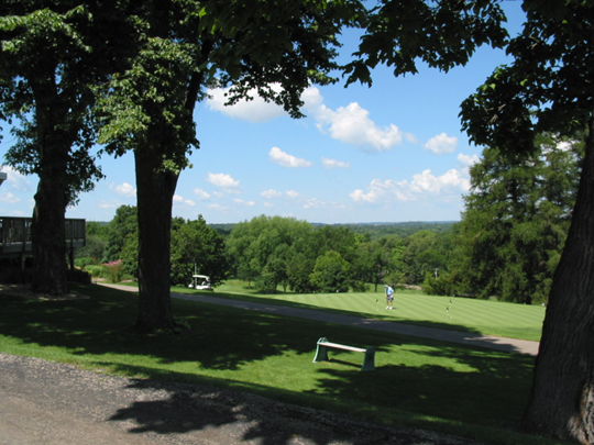 Blackhawk Country Club in Shorewood Hills