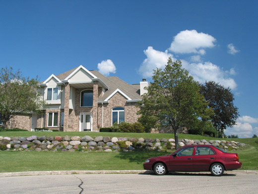 *Mount Horeb Homes in Golf View Back the Norsk Links