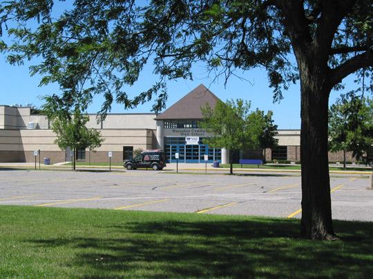 Modern Waunakee High School