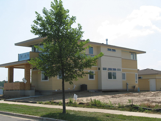 Room for new construction in Middleton Hills