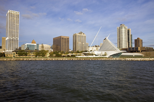 Milwaukee Shoreline provides great real estate