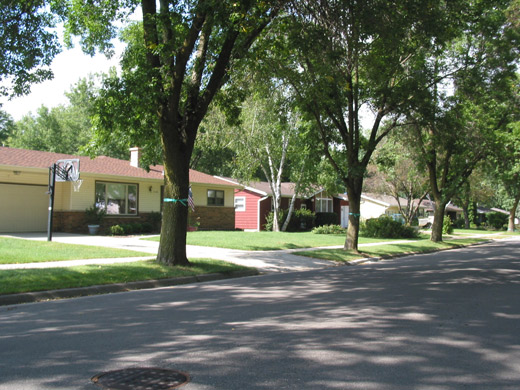 Established Neighborhoods in McFarland WI