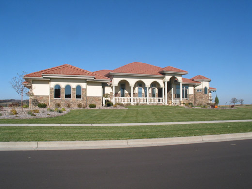 Deluxe Oregon Homes in the Legend at Bergamont