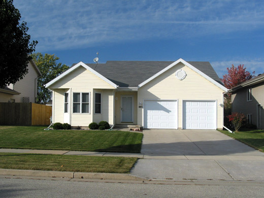 Modestly sized and priced Verona Real Estate is available in Verona.