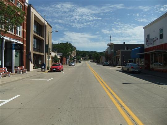 Lodi WI Main Street
