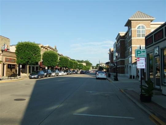 Downtown Edgerton WI Homes