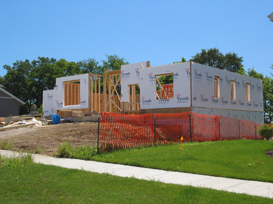 New Construction of Madison Properties