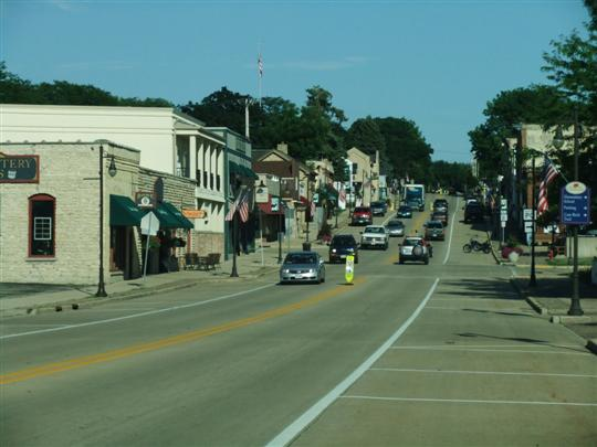 Cambridge WI Homes Main Street