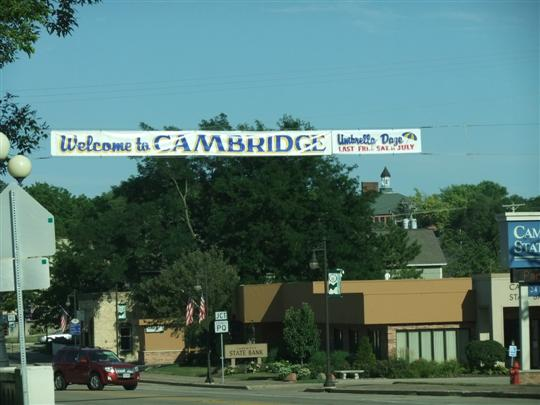Cambridge WI Homes Welcome You