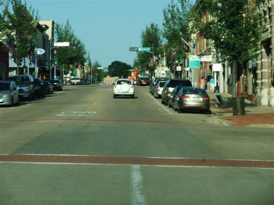 Stoughton WI main street