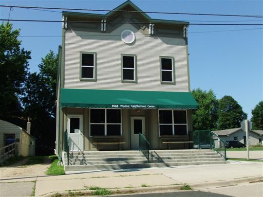 Windsor community building