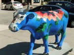 Sun Prairie Painted Cow