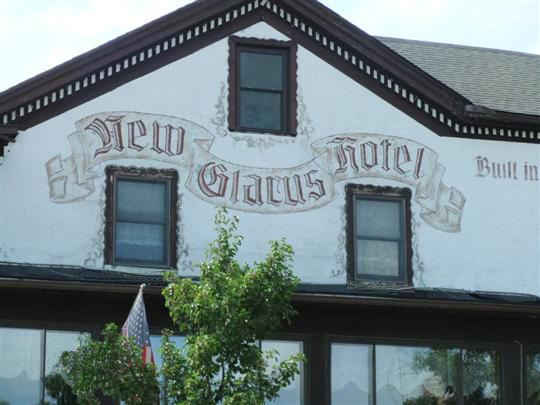 Historic New Glarus Hotel