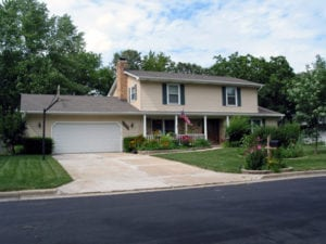 Mid-priced home in Fitchburg WI