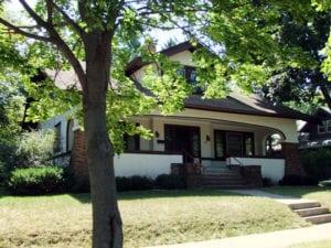 The Fett House – 1913