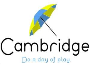 Cambridge city sign