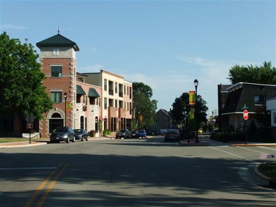 Cottage Grove Main St