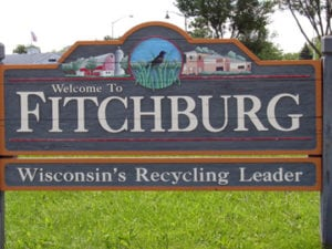Fitchburg City Sign