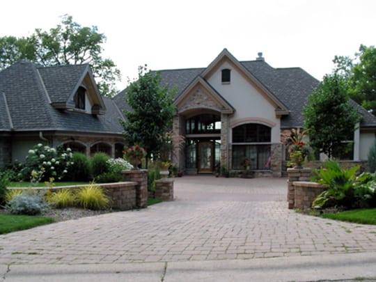Luxury home in Monona