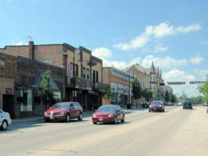 Main Street Mt Horeb