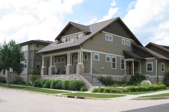 Middleton Hills Prairie Style