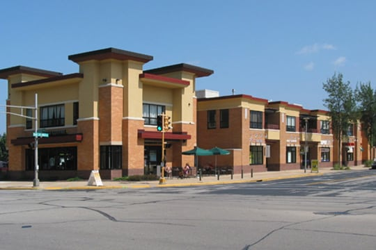 Middleton Hills Retail Buildings