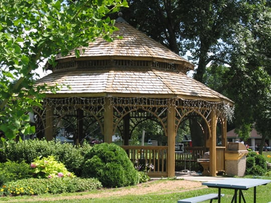 Monona Park Gazebo