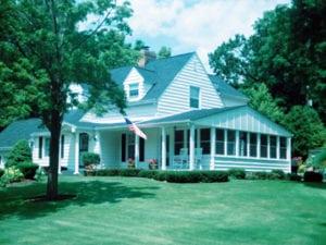 Shorewood Home and yard