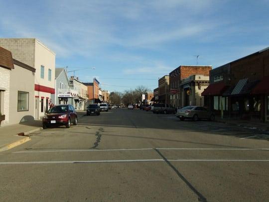 Spring Green Main Street