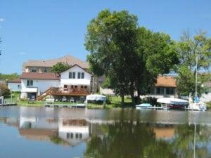 Blue Bill Park Westport homes
