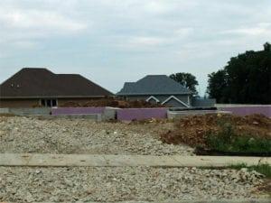 New-Construction foundation
