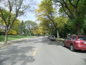 Street view of Rosa Rd Madison WI
