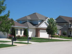 Typical home in Waunakee WI