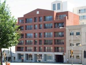 Union Transfer Downtown Madison WI condos