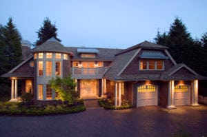 Million dollar homes in WI
