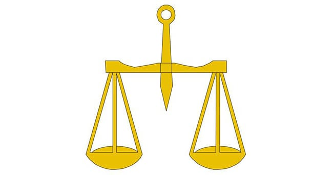 scale in balance